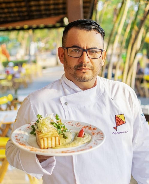 Chef Alexandre Silva representa o Tocantins no Prêmio Nacional Dólmã