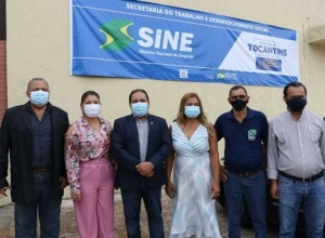 Sine de Porto Nacional muda para o prédio da Diretoria Regional de Ensino