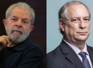 Covid pode ter afetado o cérebro de Ciro, diz Lula em novo bate-boca