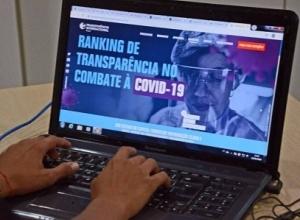 Tocantins alcança segundo melhor conceito no Ranking Transparência no Combate à Covid-19