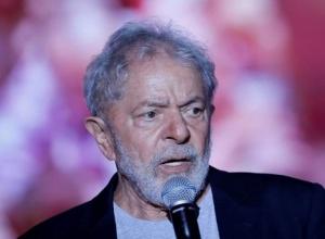 Lula ironiza chance de uma chapa Huck/Moro