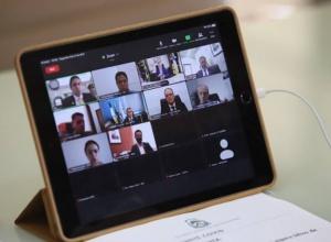 Em videoconferência da Covid-19, juiz Océlio Nobre diz que tecnologia permite ao TJTO manter teletrabalho com produção e sem aglomeração