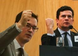 Moro enviou a Dallagnol dossiê contra ministro do STJ Ribeiro Dantas