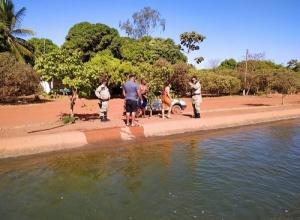 Governo do Tocantins realiza ação para impedir utilização irregular de canais do Projeto de Irrigação São João