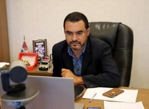 Wanderlei Barbosa participa de reunião com o novo ministro da Saúde