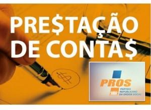 TSE desaprova contas do Pros e determina devolução de R$ 10,7 milhões aos cofres públicos