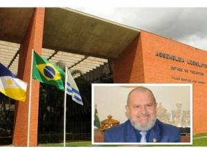 Carlesse quer com urgência empréstimo de R$ 30 milhões para parque tecnológico