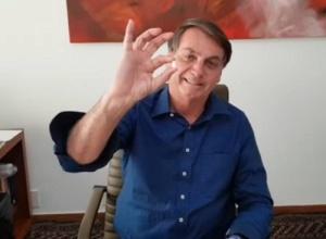 Bolsonaro faz exame cardíaco duas vezes por dia para monitorar efeitos colaterais de cloroquina