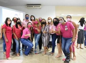 Virgínia Andrade realiza grande mobilização de mulheres em Porto Nacional