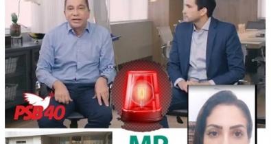 Giovanna Nazareno denuncia fraude no repasse do fundo eleitoral do PSB para as candidatas (com vídeo)