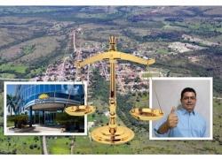 Justiça investiga prefeito e vice de Abreulândia por abuso de poder econômico