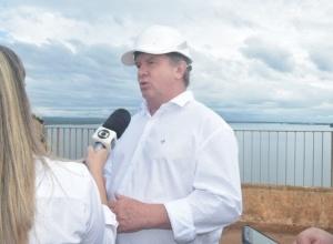 Governador Mauro Carlesse anuncia interdição da ponte de Porto Nacional, prefeito diz que ação é intempestiva e secretária municipal garante que ato é uma falta de respeito
