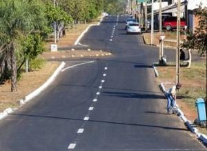 Jardim Aureny IV recebe R$ 3,3 milhões em ruas recapeadas