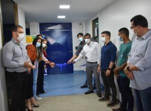 Governo inaugura a maior Central de esterilização do Estado