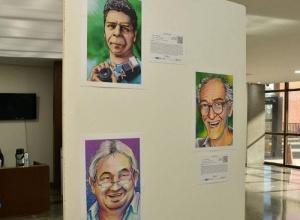 Assembleia Legislativa recebe exposição de pintura digital Tocantins In Memoriam