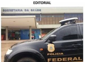 AÇÕES DE COMBATE À CORRUPÇÃO NA SAÚDE PELA POLICIA FEDERAL E MINISTÉRIO PÚBLICO FEDERAL PODEM DAR CADEIA