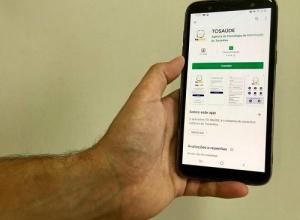 Aplicativo TO Saúde está disponível para download na versão Android