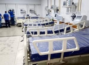 Secretaria da Saúde vistoria adequação dos leitos de UTI do Hospital Regional de Porto Nacional