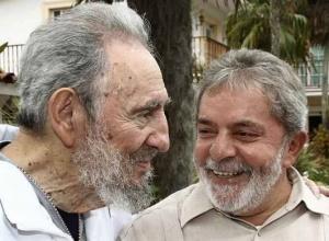 O devaneio castrista de Lula