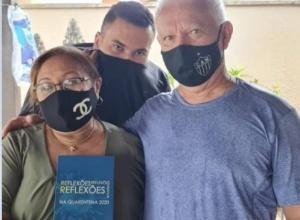 Economista Antônio José Guerra, ex-secretário de Planejamento do Tocantins, lança seu terceiro livro:  REFLEXÕES NA QUARENTENA 2020