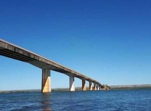 Metrologia Estadual isola trânsito na Ponte de Porto Nacional para Verificação Inicial de Radar Fixo