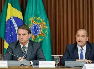 Bolsonaro é pressionado a mudar Onyx e Ramos dos ministérios