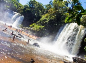 Cachoeiras do Itapecuru em Carolina ganha destaque no cenário nacional