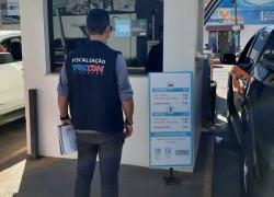 Procon realiza fiscalização para verificar o cumprimento da lei dos estacionamento