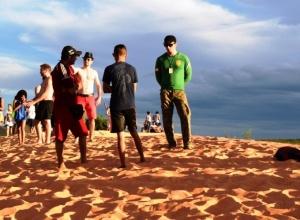 Dunas do Jalapão batem recorde de visitação