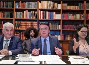 """Bolsonaro diz que não vai se manifestar sobre carta enviada pela CPI: """"Caguei"""""""