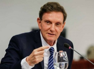 Presidente do STJ manda Crivella para prisão domiciliar