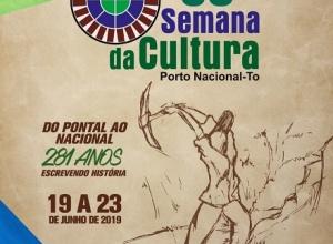 38ª Semana da Cultura começa dia 19 de junho