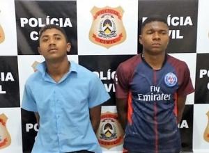 Polícia Civil prende em Lagoa da Confusão primos foragidos da Comarca de Porto Nacional