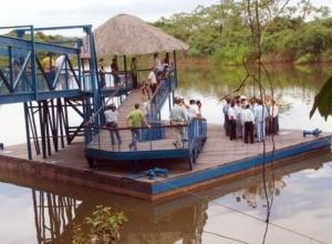 Parque Estadual do Cantão tem aumento de 280% na visitação em 2017
