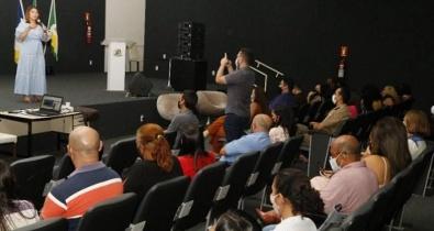Adriana Aguiar participa das discussões para implantação do primeiro Arranjo de Desenvolvimento de Educação do Tocantins
