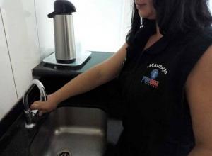 Procon Tocantins notifica BRK pela segunda vez por desabastecimento de água em Luzimangues