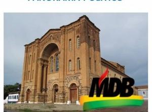 MDB AGRADECE PORTUENSES PELOS VOTOS OBTIDOS EM 15 DE NOVEMBRO