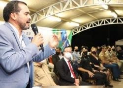 Vice-governador Wanderlei Barbosa participa da formatura do Primeiro Curso de Ações Táticas da Polícia Militar
