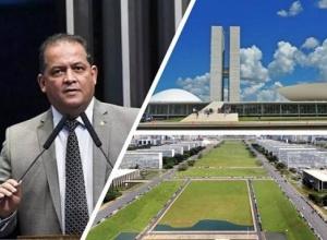 Senador Eduardo Gomes ascensão e notoriedade pelo trabalho