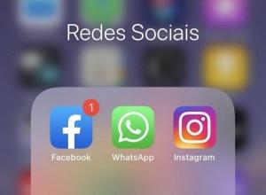 WhatsApp, Instagram e Facebook ficam fora do ar nesta 2ª