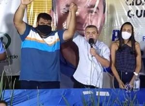 PSD e Republicanos lançam Ronivon e Joaquim do Luzimangues para prefeito e vice-prefeito em Porto Nacional