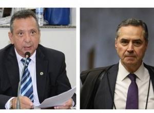 STF vai unificar decisões que permitem uma só reeleição para presidetes das assembleias legislativas e isso garante o deputado Antonio Andrade à frente da Mesa Diretora da ALTO até o final do seu mandato
