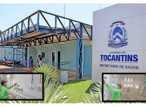 Governo do Tocantins intensifica os trabalhos para implantação de UTI Covid em  Porto Nacional