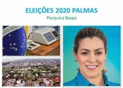 Pesquisa Ibope confirma liderança de Cínthia Ribeiro na Capital