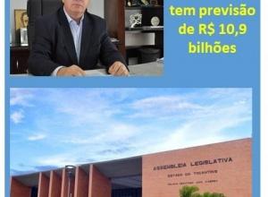 Governo do Tocantins protocola, na Assembleia Legislativa, Projeto da LDO  2021