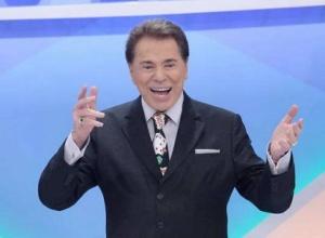 Em retorno à TV, Silvio Santos diz que vai perguntar a Bolsonaro sobre reeleição