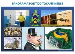 RADIOGRAFIA E ANÁLISE DOS BASTIDORES DA POLÍTICA TOCANTINENSE, COM VISTAS A SUCESSÃO ESTADUAL