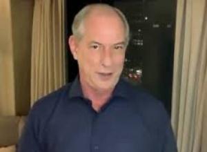 Ciro minimiza ataques em ato e pede trégua entre a oposição