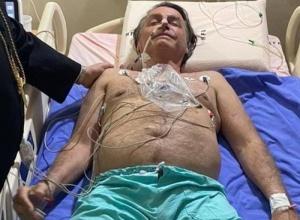 Presidente Bolsonaro ficará internado em tratamento clínico