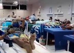 Manaus volta a ter UTIs lotadas de pacientes com Covid-19